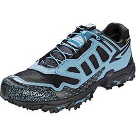 Salewa Ultra Train GTX Hardloopschoenen Dames blauw/zwart
